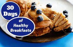 Breakfast Made Easy: 30 Days of Healthy Ideas