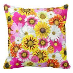 Colorful Summer Flowers Pillows (https://twitter.com/HawCreekShop/status/549038462108573696) (http://haw-creek.com/shop/floral-design-10flowers-colorful-summer-flora/)