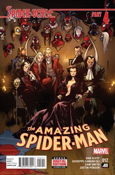After sensing that Silk was released from captivity by Spider-Man, Morlun stated that the Great...