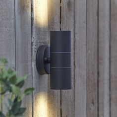 Biard Le Mans Up/Down Outdoor Wall Light Biard Le Mans Up / Down Außenwandleuchte Garden Wall Lights, Led Outdoor Wall Lights, Outdoor Sconces, Outdoor Wall Lantern, Solar Lights, Outdoor Walls, Outdoor Lighting, Lighting Ideas, Balcony Lighting