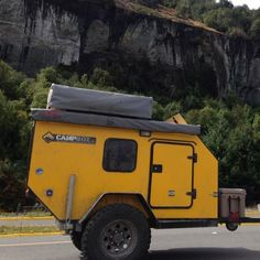 Campbox Off-Road Expedition Trailer - Chile - CampBox Expedition Trailer