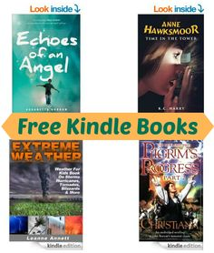 17 FREE Kindle Books: Echoes of Angels, Frugal Simplicity, Extreme Weather, & More!