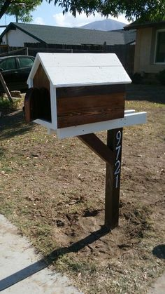 how to build a indestructible mailbox