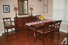 duncan phyfe dining room set - Google Search
