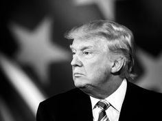 Donald Trump is a man who dwells in bigotry, bluster and false promises.
