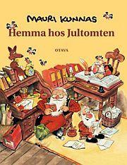 Image for Hemma hos jultomten (Joulupukki, ruotsinkielinen) from Suomalainen.com