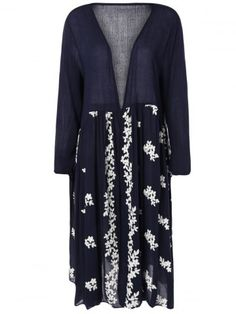 GET $50 NOW | Join RoseGal: Get YOUR $50 NOW!http://www.rosegal.com/blouses/embroidered-long-cover-up-blouse-745245.html?seid=6897633rg745245