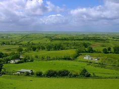 The Fields of Athenry, County Galway, Ireland