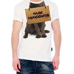 Camiseta M Corpo de Cachorro Maior Abandonado Cod: 9400 https://liliwood.com.br/site/det/1131/Camiseta-M-Corpo-de-Cachorro-Maior-Abandonado