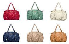 La borsa Kate nei nuovi colori primavera estate 2012!