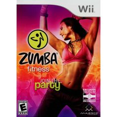 Zumba Fitness: Join the Party (Nintendo Wii)/WHAT A FUN WAY TO GET HEALTHY WITH MY KIDS