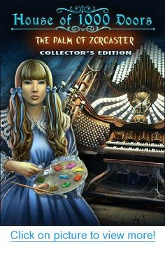 House of 1000 Doors: Palm of Zoroaster Collector's Edition MAC [Download] Video Game Rental, Video Game Music, Video Games, Video Game Awards, Video Game Addiction, Mac Games, Mac Download, Video Game Reviews, Lego Batman