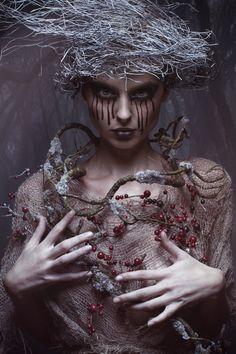Blood of the Forest by Spiegellicht.deviantart.com on @deviantART