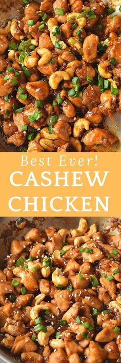 Try this spicy good takeout style Cashew Chicken,so good and so easy that will go well with rice or noodles of your choice. The post Better than takeout- Cashew Chicken- under 30 mins appeared first on Garden ideas. Healthy Chicken Recipes, Turkey Recipes, Easy Asian Recipes, Keto Chicken, Rotisserie Chicken, Easy To Cook Recipes, Simple Chinese Recipes, Chicken Stirfry Recipes, Baked Chicken