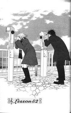 Nodame Cantabile chapter 52 - Page 1 of 37