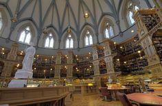 15 bibliothèques absolument magnifiques qui vous donneront envie de lire tous leurs ouvrages   Daily Geek Show