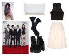 """AMA's W/ One Direction"" by samelove82 ❤ liked on Polyvore featuring Ted Baker, Raey, Abercrombie & Fitch and GUESS"