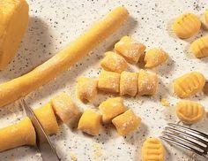 Gnocchi - Grundrezept