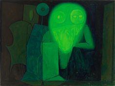 The green light (man) | John BRACK | NGV