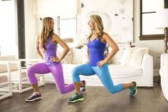 The Best Workout Mothers And Daughters Can Do Together - WomansDay.com