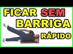 COMO PERDER BARRIGA EM POUCOS DIAS - YouTube