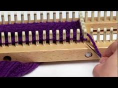How to Get Started with Loom Knitting   Tutorials & Beginner Lessons