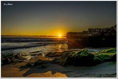 Sunset at Trigg Beach