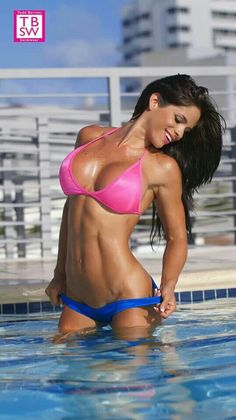 Michelle Lewin #beutiful #fitnessgirl