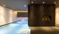 Swimming pool - FLOORs_Chalet Mathon_Eiche dunkel