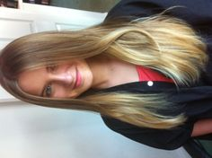 Ombre Hair, Great for the teenage girl or the expecting mom! Now regrowth problems! It's so natural!  Hair by Danielle Holmes