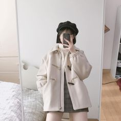 Kpop Fashion Outfits, Korean Outfits, Fasion, Aesthetic Fashion, Aesthetic Clothes, Museum Outfit, Cute Dresses For Teens, Ulzzang Girl, Asian Fashion
