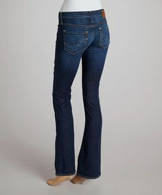 Another great find on #zulily! Six-Year Sanctuary Remy Low-Rise Bootcut Jeans - Women by Big Star #zulilyfinds