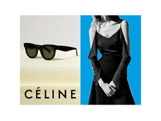 Céline Fall 2015 Ad Campaign 2