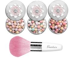 Guerlain Meteorites Blossom Collection for Spring 2014: Three New Shades