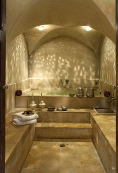 Inspiring #home #spa design with dreamy lighting. Check more at www.connecticutforsale.com