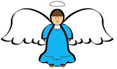 Angel, Himmelska, Sky, Fred