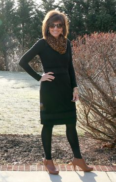 Welcome to Day 31 of 31 Days of Winter Fashion. I can't believe I have been styling winter fashion and I almost forgot to style a little black dress.