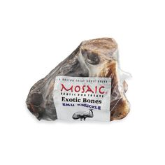 Mosaic — USA-Sourced Emu Knuckle Bone