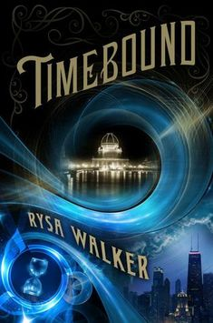 Book Review: Timebound by Rysa Walker #emptyshelf -- Book #4 Finished