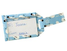 Duck Tape® Gift Tag - Craftfoxes