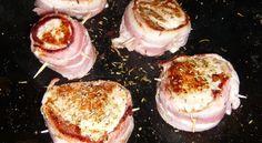 Filet Mignon De Porc Bardé à la Plancha