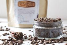 Coffee + Vanilla Sugar Scrub - offbeat + inspired 7