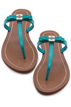 Tory Burch Bow Sandals  ♥