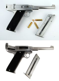 SOLA Kniegelenk-Pistole Versuch .357 Mag http://vaudevillian2veteran.tumblr.com/page/2