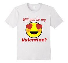 Valentine Emoji Happy Face Women Youth T-Shirt Valentine ... https://www.amazon.com/dp/B078NL5KJD/ref=cm_sw_r_pi_dp_U_x_Sf8vAb4C32Q19