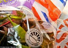 Frog in salad bag - Food Safety Fail  www.foodsafetyfails.com