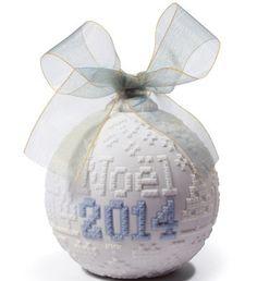 LLADRO - 2014 CHRISTMAS BALL