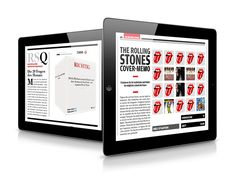 Digital publication provides a whole new world for magazine design, from interactive touch and swipe controls to videos and animation, magazines