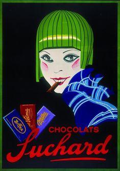 Anonym - Chocolat Suchard, 1929