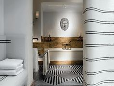 Cool Bathroom Get inspired! - Verdigris Vintage Décor & Fashion